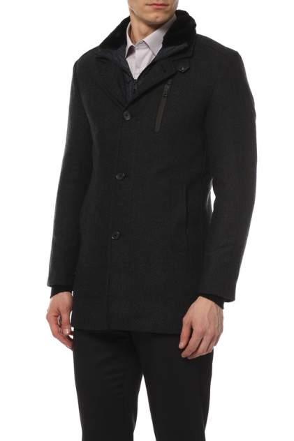 Мужское пальто Caravan Wool МАНИСЬЕ, синий