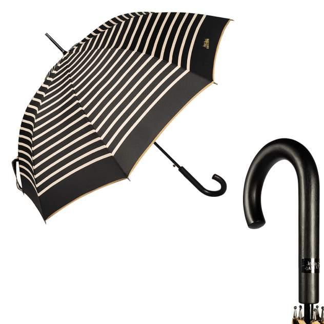 Зонт женский Jean Paul Gaultier 206-LA Noir/Crema