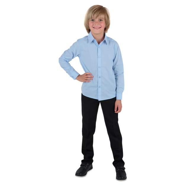 Рубашка детская Leader Kids, цв.голубой