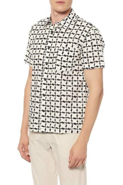 Сорочка мужская Velaner 3033-00A/1 белая 50 RU