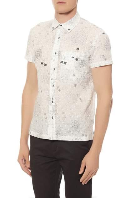 Сорочка мужская Velaner 3009-00B белая 56 RU