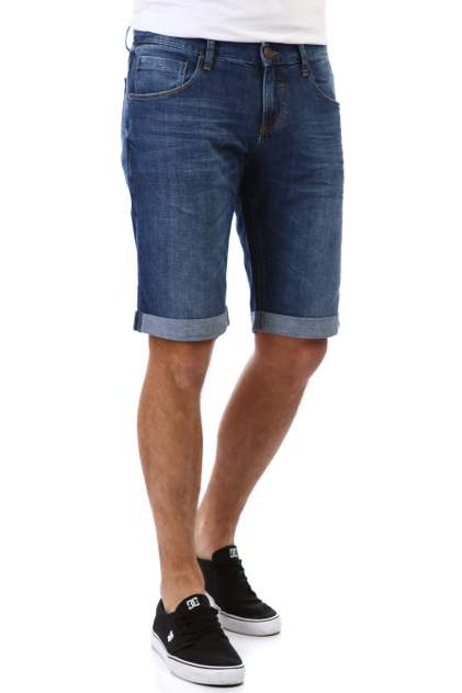 Джинсовые шорты мужские A passion play SQ60720 синие 29