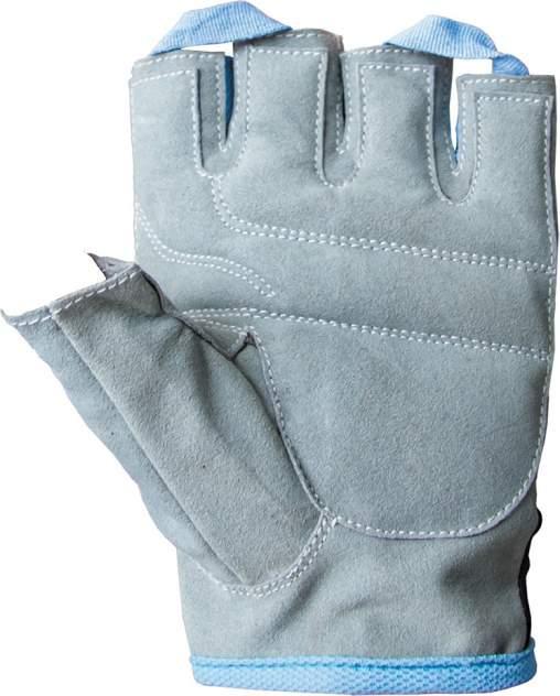 Мужские перчатки Atemi AFG03S, серый, черный