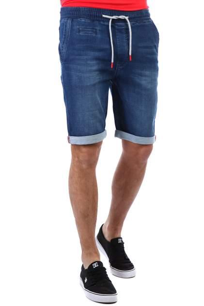 Джинсовые шорты мужские A passion play SQ61057 синие 30