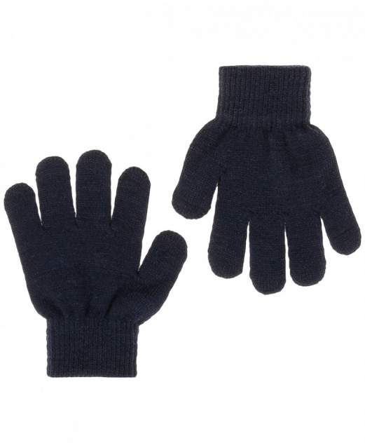 Перчатки для мальчиков Button Blue, цв. синий, р.18