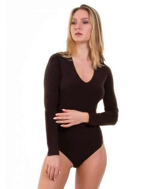 Женское боди Mademoiselle Body Scollo Ampio (Ilar), коричневый