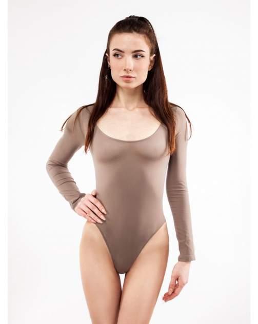 Женское боди Mademoiselle Body Scollo Ampio (Ilar), бежевый