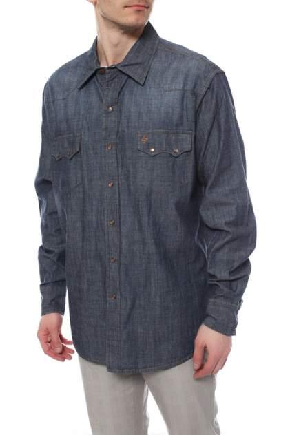 Сорочка джинсовая мужская CINCH 20160 серая XL