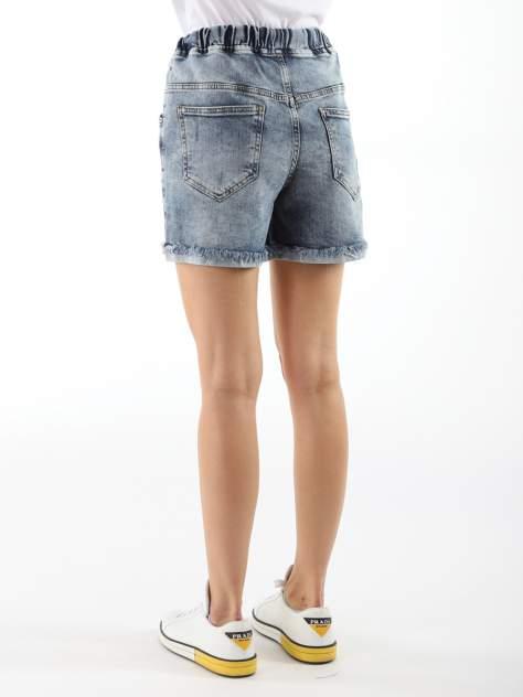 Джинсовые шорты женские A passion play SQ65511 синие 25