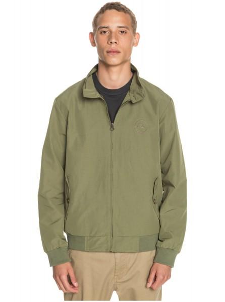 Мужская куртка 60/40 Harrington, зеленый, M