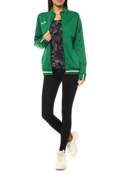 Толстовка женская Joma 900243,45 зеленая L