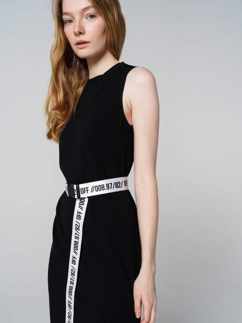 Платье женское ТВОЕ 80601 черное M