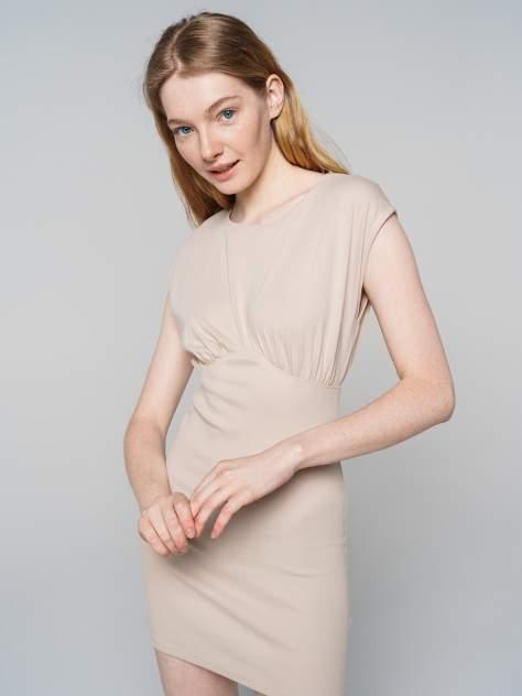 Платье женское ТВОЕ 80605 бежевое XL