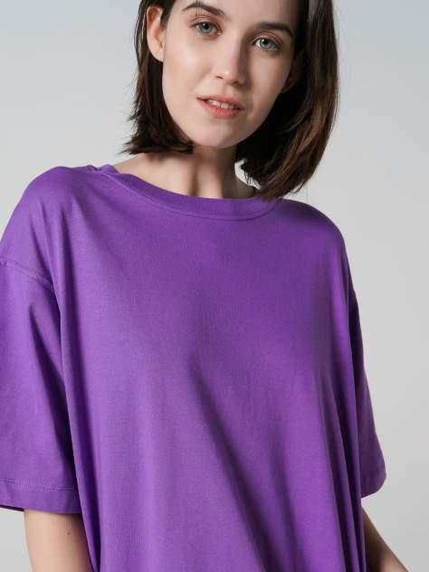 Платье женское ТВОЕ 81293 фиолетовое M-L