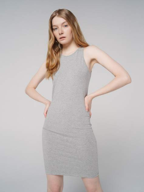 Женское платье ТВОЕ 81302, серый
