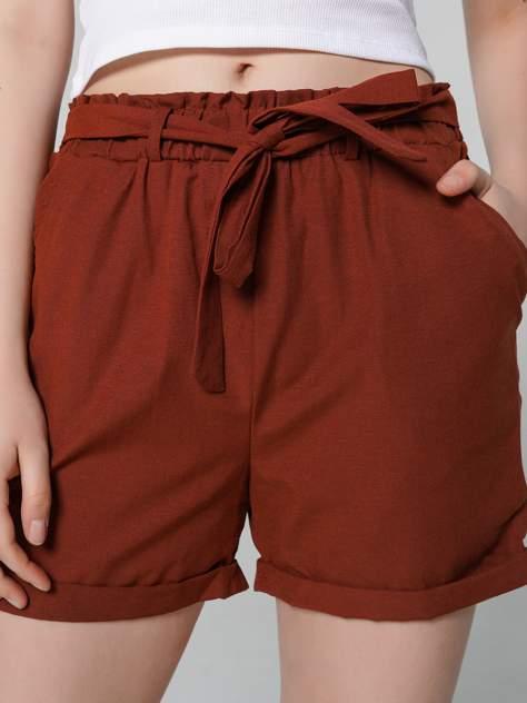 Женские шорты ТВОЕ A8066, коричневый