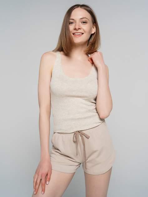 Женские шорты ТВОЕ 80625, бежевый