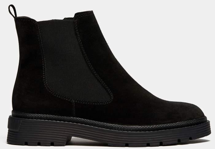 Ботинки женские Ralf Ringer 680205 черные 37 RU