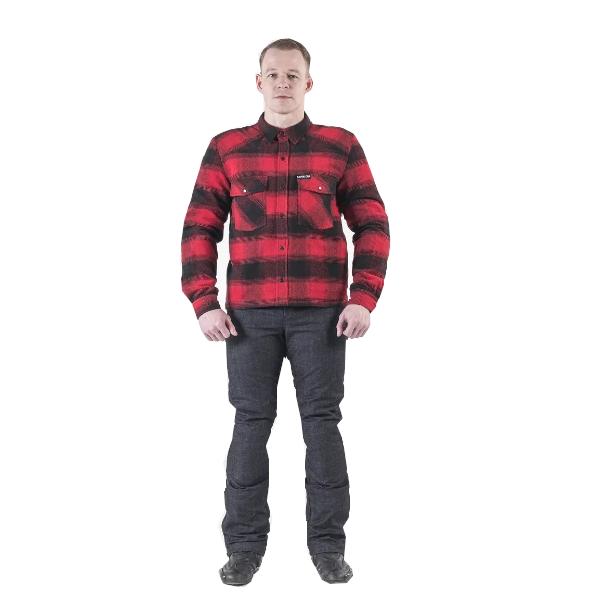 Рубашка Hyperlook Nomade Red 4XL