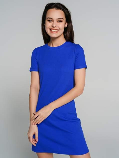 Платье-футболка женское ТВОЕ 69901 синее M