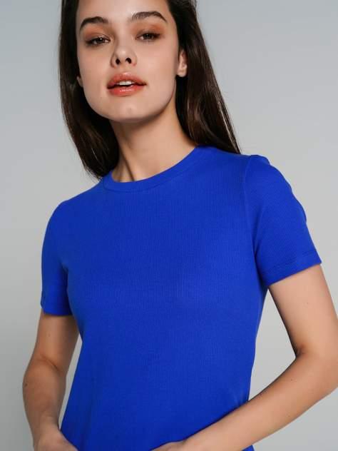 Платье-футболка женское ТВОЕ 69901 синее S