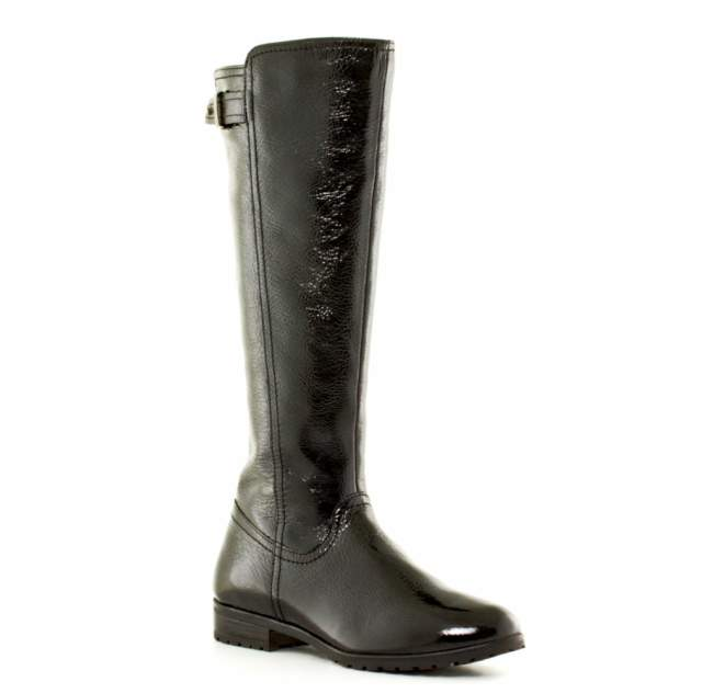 Сапоги женские Caprice 9-9-25552-27-018 черные 38 RU