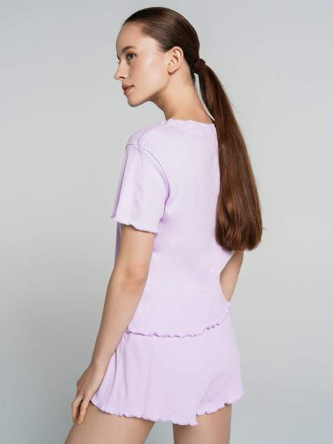 Пижама женская ТВОЕ 71488 фиолетовая M