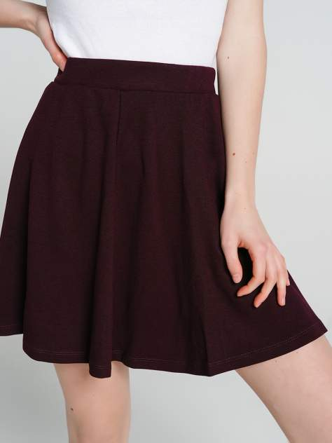 Женская юбка ТВОЕ 75592, красный