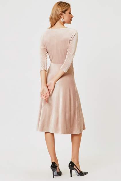 Вечернее платье женское Vittoria Vicci 1-20-2-1-04-21063 бежевое XS