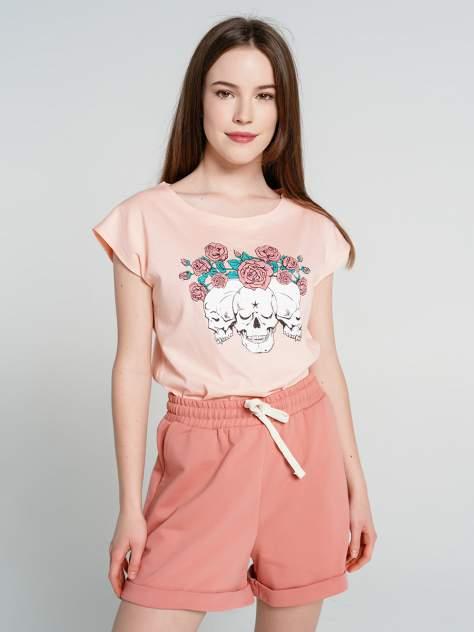 Шорты женские ТВОЕ 76284 розовые M; L