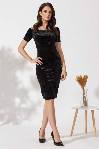 Вечернее платье женское Vittoria Vicci 1907-01-21008 черное 40