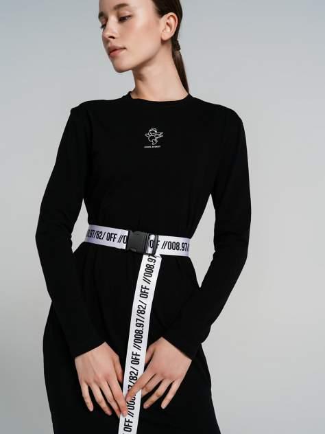 Повседневное платье женское ТВОЕ 75545 черное XL