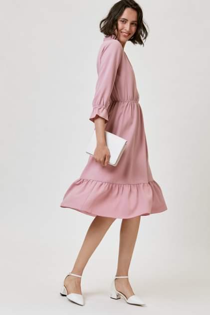 Повседневное платье женское Vittoria Vicci 2005-01-52234-1 розовое 48