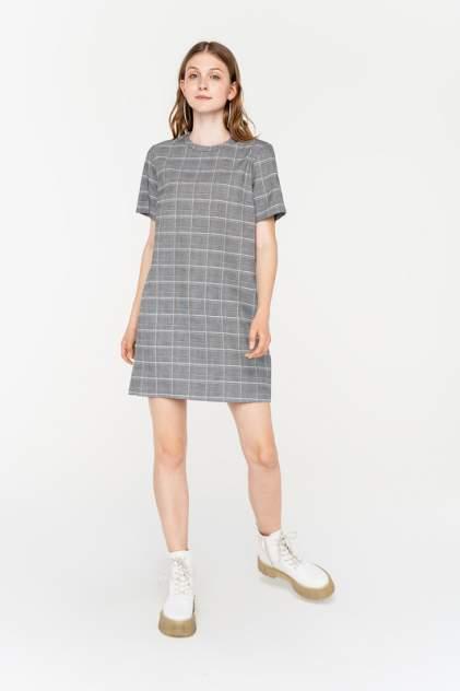 Повседневное платье женское befree 2031517597 серое XS