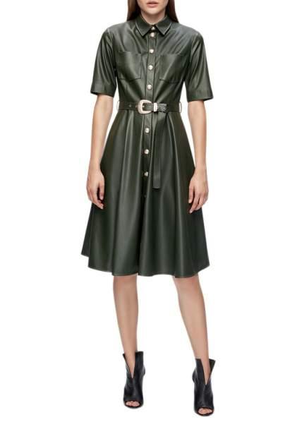 Женское платье LUSIO LSTW-022007, зеленый