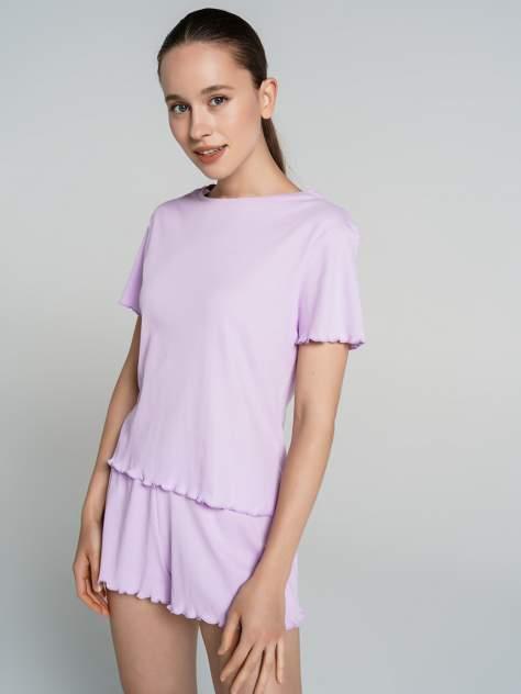 Пижама женская ТВОЕ 71488 фиолетовая XL