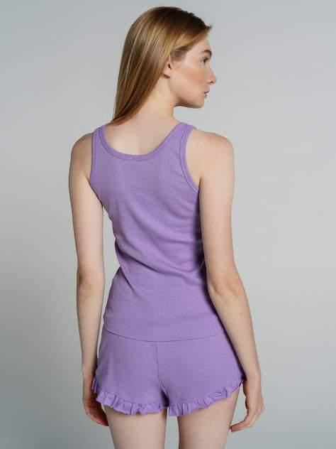 Пижама женская ТВОЕ 75597 фиолетовая XL