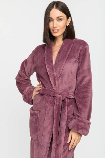 Домашний халат женский Peche Monnaie Tendre фиолетовый S