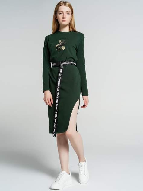 Женское платье ТВОЕ 75546, зеленый