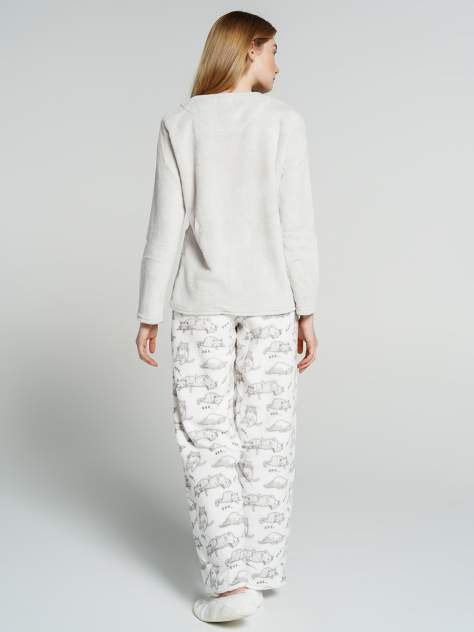 Домашний костюм женский ТВОЕ A7037 серый XS