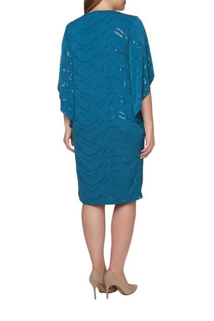 Вечернее платье женское OLSI 1905014_1 зеленое 58