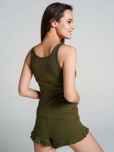 Пижама женская ТВОЕ 75597 зеленая M