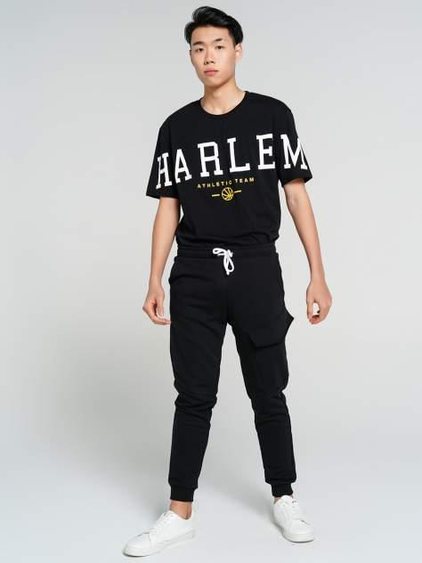 Спортивные брюки мужские ТВОЕ 70616 черные M