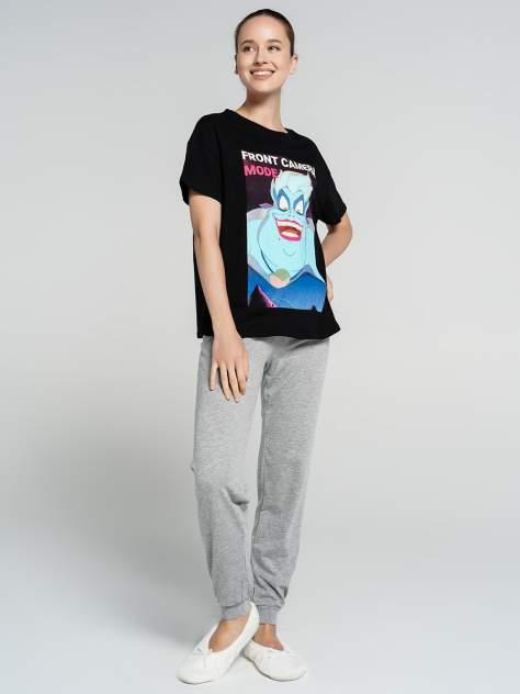 Пижама женская ТВОЕ 76124 черная XL