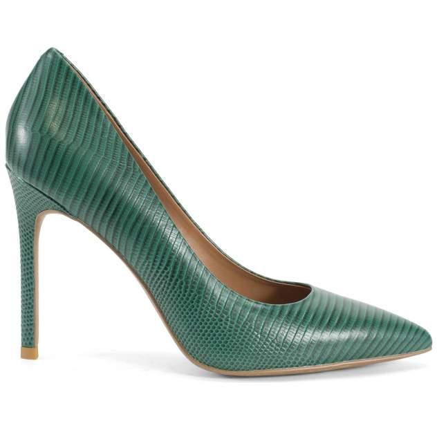 Туфли женские Ekonika EN1673-01-21L зеленые 40 RU