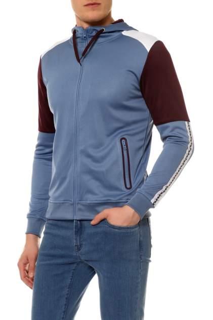 Толстовка мужская Joma 500225.725 голубая 2XL