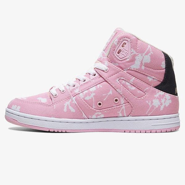 Женские высокие кеды Pure High-Top TX, розовый, 37