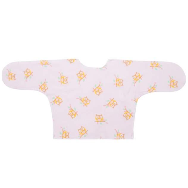 Распашонка для детей Звездочка 12401109 розовый one size