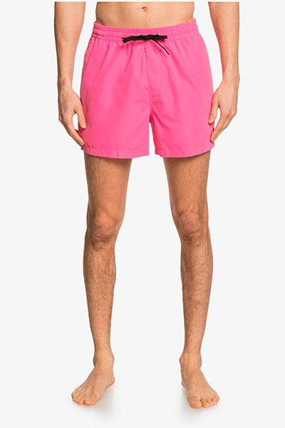 Плавки мужские Quicksilver Everyday 15' EQYJV03531, розовый