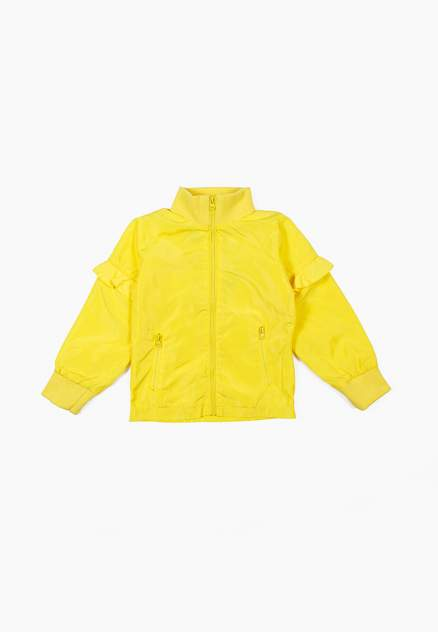 Ветровка детская Modis, цв. желтый